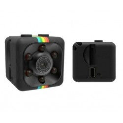 SPY/WEB CAM MINI ACTION FULL-HD MICRO-SD