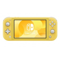 CONSOLE SWITCH LITE GIALLO