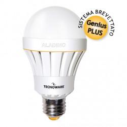 LAMPADA ALADINO LED LAMP E27 10W NATURAL 4000K (FLED17321)