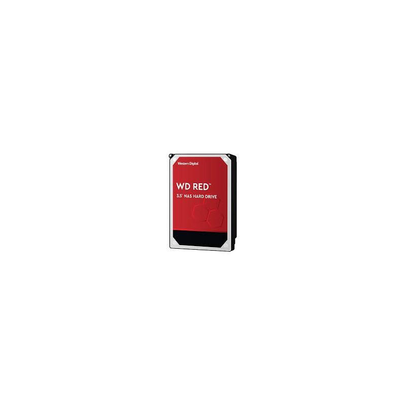 HARD DISK RED 6 TB SATA NASWARE (WD60EFAX)