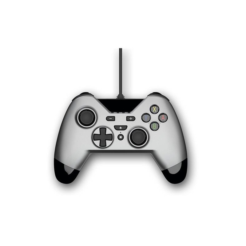 GAMEPAD JOYPAD WX4 PER SWITCH/PC/PS3 SILVER