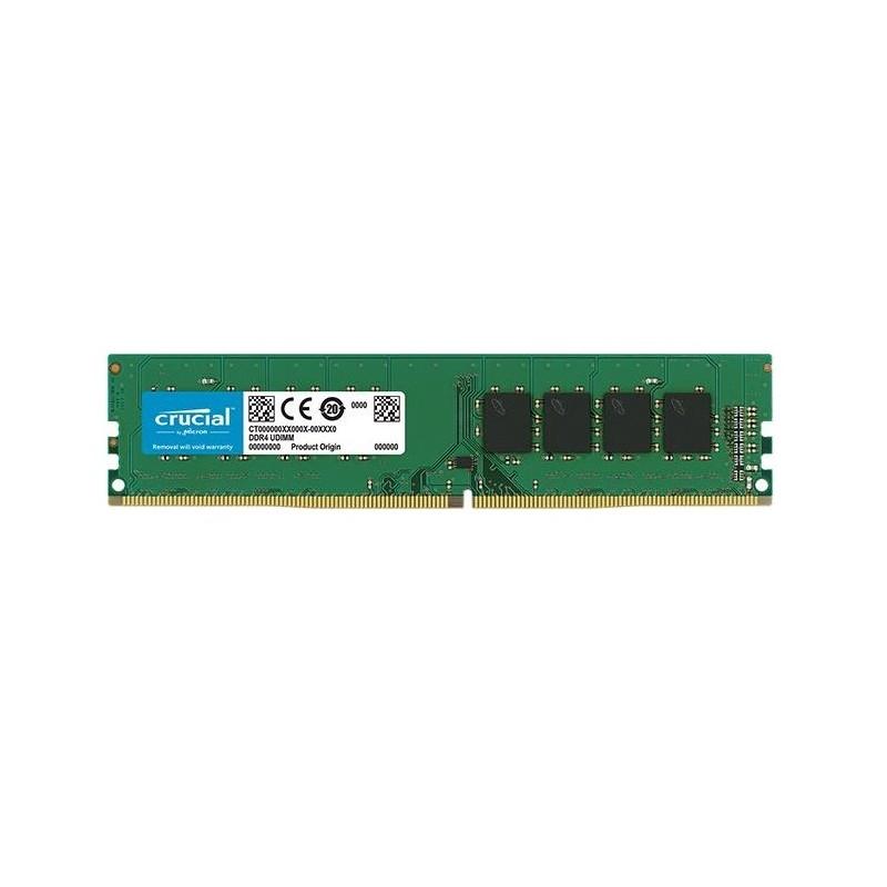 MEMORIA DDR4 16 GB PC2400 MHZ (1X16) (CT16G4DFD824A)