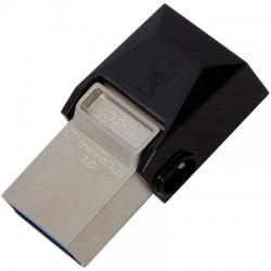 PEN DRIVE 32GB DUO USB 3.0 OTG (DTDUO3/32GB) NERA