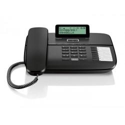 TELEFONO FISSO GIGASET DA710 NERO
