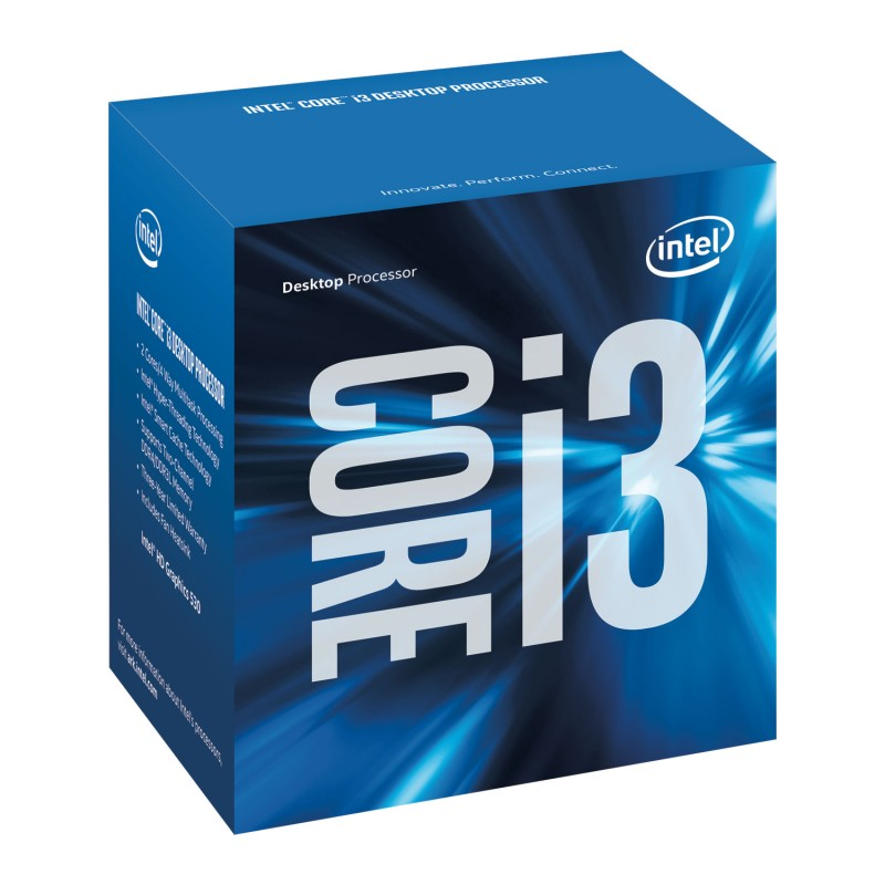 CPU CORE I3-7100 1151 BOX 3.9 GHZ