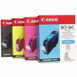 CARTUCCIA ORIGINALE CANON 4482A002 BCI-3eY GIALLO