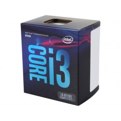 CPU CORE I3-8100 1151 BOX