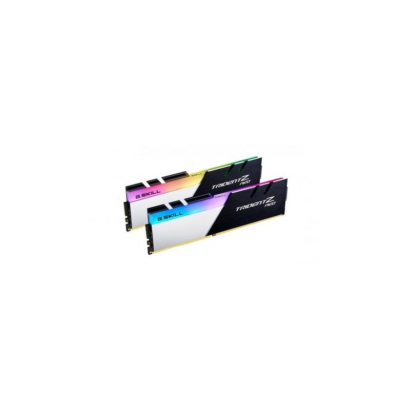 MEMORIA DDR4 16 GB TRIDENT Z NEO PC3600 MHZ (2X8) (F4-3600C16D-16GTZNC)