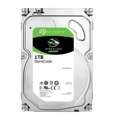 "HARD DISK BARRACUDA 1 TB SATA 3 3.5"" (ST1000DM010)"