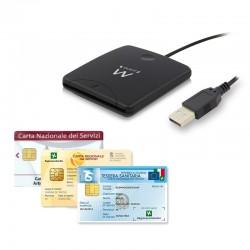 LETTORE SMART CARD EW1052 USB