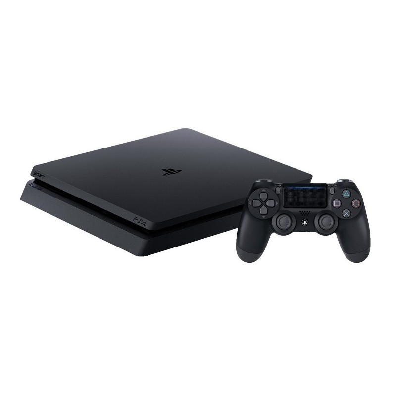CONSOLE PLAYSTATION PS4 500GB CHASSIS SLIM BLACK
