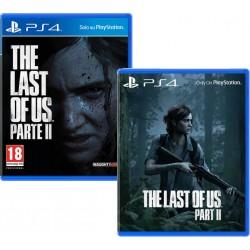 VIDEOGIOCO THE LAST OF US PARTE 2 STANDARD PLUS - PER PS4