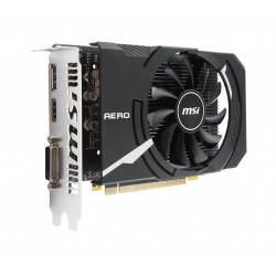 SCHEDA VIDEO GTX 1050 TI AERO ITX 4G OCV1 4 GB (V809-2606R)