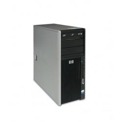 PC WORKSTATION HP Z400 INTEL XEON L5640 16GB 480GB SSD + 500GB HDD QUADRO 2000 WINDOWS 10 PRO - RICONDIZIONATO - GAR. 36 MESI