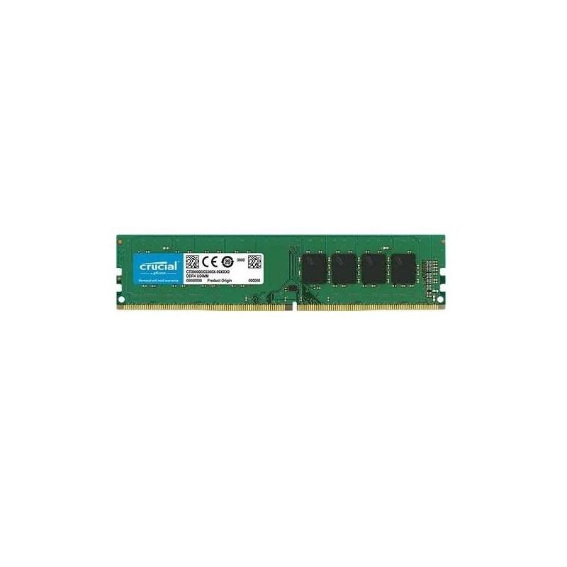 MEMORIA DDR4 16 GB PC2666 MHZ (1X16) (CT16G4DFD8266)