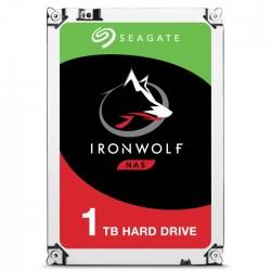 "HARD DISK 1 TB IRONWOLF SATA 3 3.5"" NAS (ST1000VN002)"