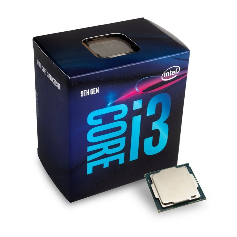 CPU CORE I3-9100 1151 BOX