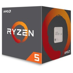 CPU RYZEN 5 1600 AM4 BOX 3.2 GHZ