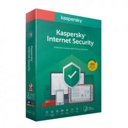 SOFTWARE INTERNET SECURITY 2020 1 CLNT RINNOVO (KL1939T5AFR-20SLIM)