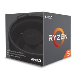 CPU RYZEN 5 2600X AM4 BOX