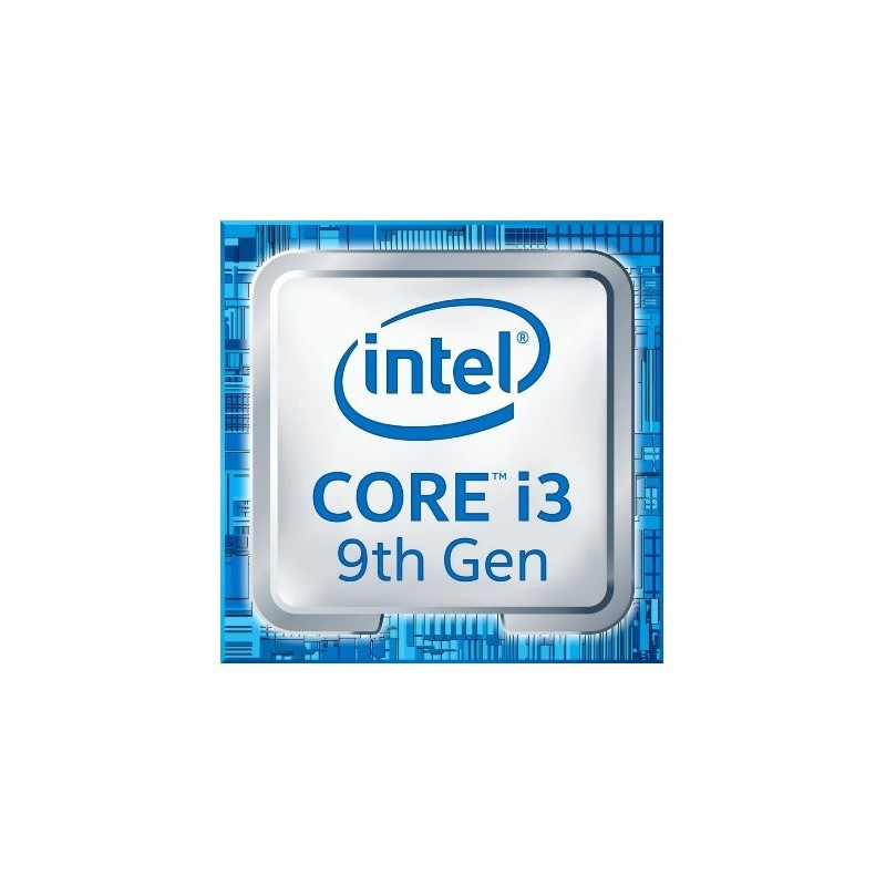 CPU CORE I3-9100F 1151 BOX