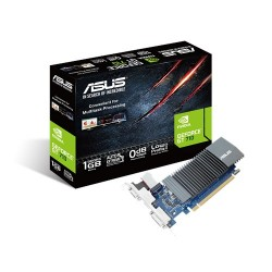 SCHEDA VIDEO GEFORCE GT710 1 GB PCI-E (GT710-SL-1GD5)