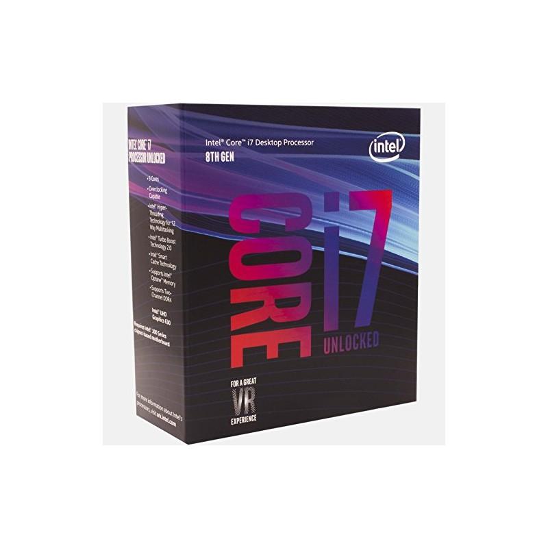CPU CORE I7-8700K 1151 BOX