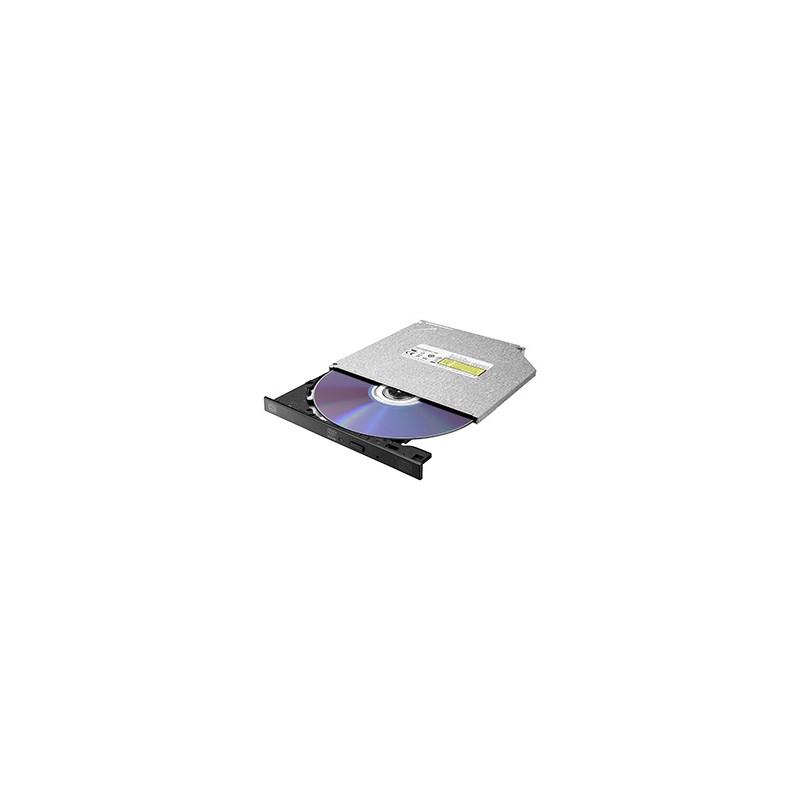 """MASTERIZZATORE DVD 2,5"""" DU-8AESH SLIM NERO"""