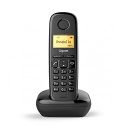 TELEFONO CORDLESS GIGASET A170 NERO (S30852H2802K101)