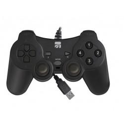 GAMEPAD JOYPAD FORCESHOCK USB 2.0 PER PC NERO (94720)