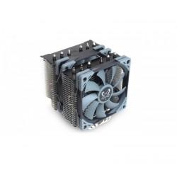VENTOLA DISSIPATORE FUMA 2 INTEL/AMD (SCFM-2000)