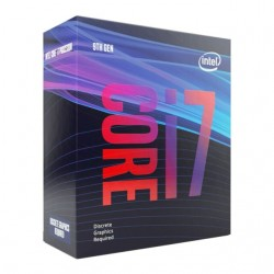 CPU CORE I7-9700F 1151 BOX
