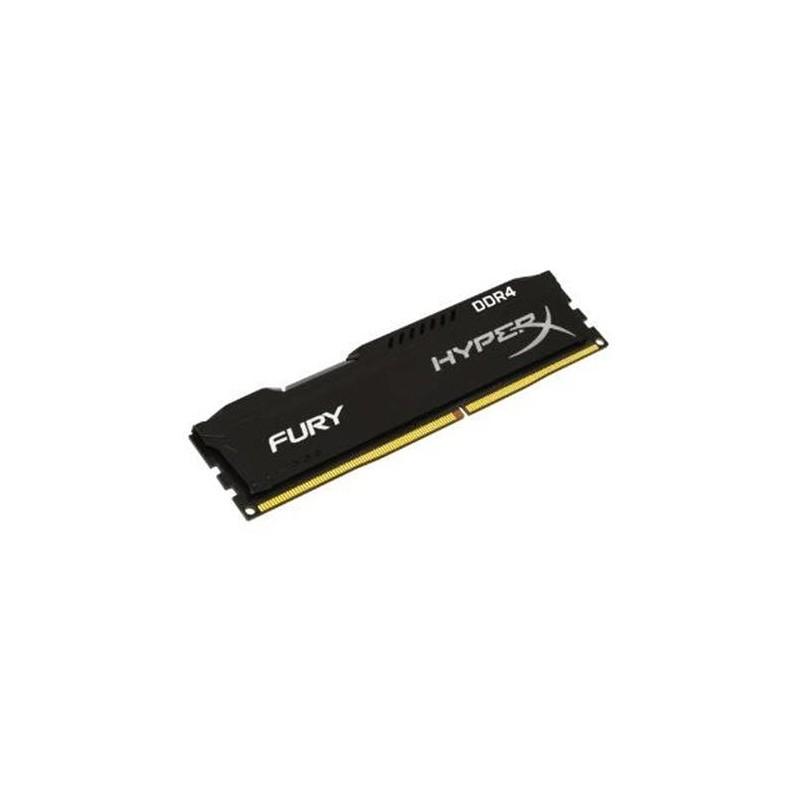 MEMORIA DDR4 8 GB HYPER X FURY BLACK PC2400 MHZ (1X8) (HX424C15FB3/8)