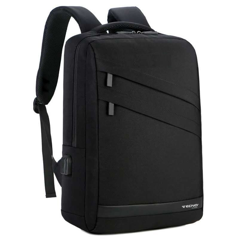 "BORSA ZAINO PER NOTEBOOK 15"" NERA (TC BACK PAC-01)"
