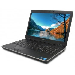 "NOTEBOOK LATITUDE E6540 15.6"" INTEL CORE I7-4600M 8GB 240GB SSD WINDOWS 7 PRO - RICONDIZIONATO - GAR. 12 MESI"