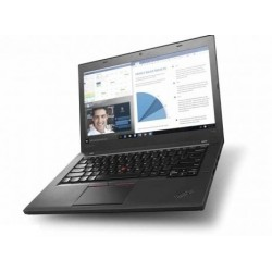 "NOTEBOOK THINKPAD T460 INTEL CORE I5-6300U 14"" 8GB 256GB SSD BOX WINDOWS COA - RICONDIZIONATO - GAR. 6 MESI"