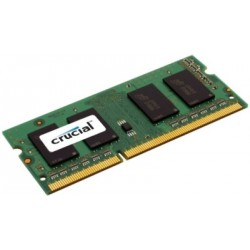 MEMORIA SO-DDR3 8 GB PC1600 MHZ (1X8) (CT102464BF160B)