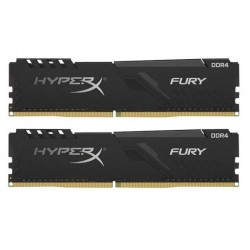 MEMORIA DDR4 16 GB HYPER X FURY PC3200 MHZ (2X8) (HX432C16FB3K2/16)