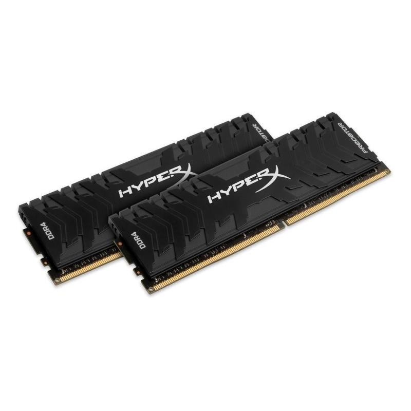 MEMORIA DDR4 16 GB HYPER X PREDATOR PC3200 MHZ (2X8) (HX432C16PB3K2/16)