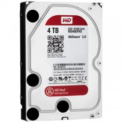 "HARD DISK RED PLUS 4 TB SATA 3 3.5"" NASWARE (WD40EFRX)"