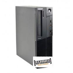 PC M91P SFF INTEL CORE I5-2400 4GB 250GB WIN7 - RICONDIZIONATO - GAR. 12 MESI