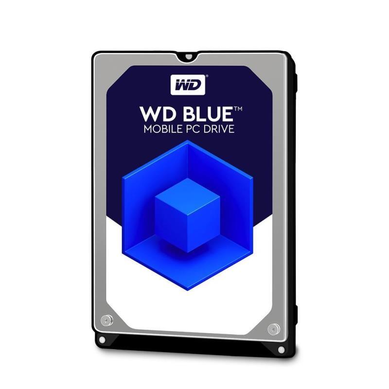 """HARD DISK BLUE 2 TB 2,5"""" PER NOTEBOOK SATA 3 (WD20SPZX)"""