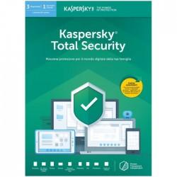 SOFTWARE TOTAL SECURITY 2019 3 CLNT (KL1949T5CFS-9SLIM)