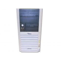PC ESPRIMO P5915 INTEL CORE2DUO E6420 2GB 80GB DVD NO BOX - RICONDIZIONATO - GAR. 12 MESI
