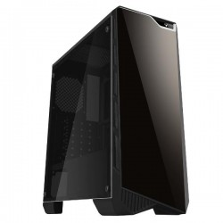 CASE GAMING NOOXES X10 (ITGCANX10) - NO ALIMENTATORE - NERO