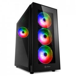 CASE TG5 PRO RGB ATX VETRO TEMPERATO