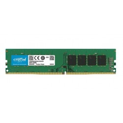 MEMORIA DDR4 4 GB PC2400 MHZ (1X4) (CT4G4DFS824A)
