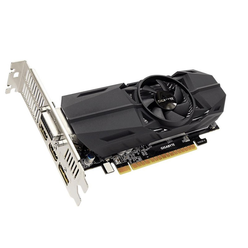 SCHEDA VIDEO GEFORCE GTX1050 TI 4 GB OC (GV-N105TOC-4GL) LOW PROFILE