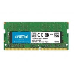 MEMORIA SO-DDR4 16 GB PC2666 (1X16) (CT16G4SFD8266)