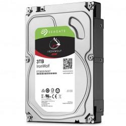 "HARD DISK 3 TB IRONWOLF SATA 3 3.5"" NAS (ST3000VN007)"